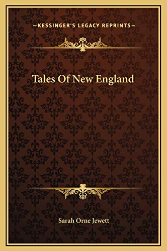 9781169251700: Tales Of New England