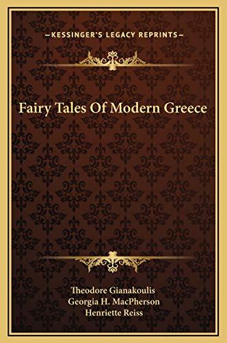 9781169254848: Fairy Tales Of Modern Greece