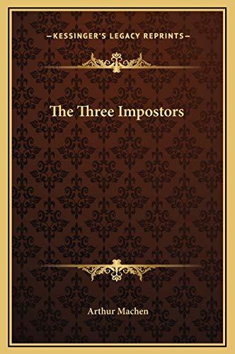 9781169257979: The Three Impostors