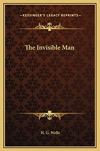 9781169259423: The Invisible Man