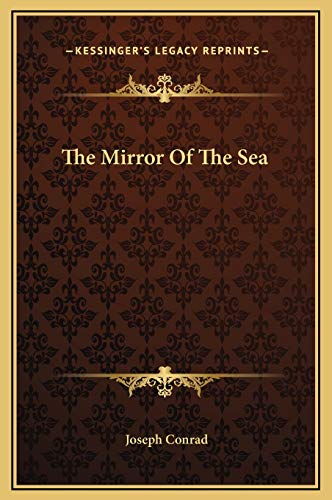 9781169260276: The Mirror Of The Sea