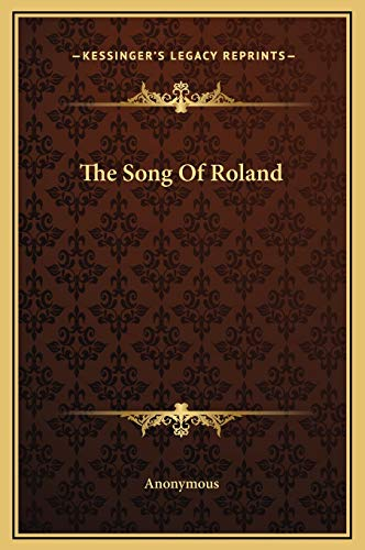 9781169262225: The Song of Roland