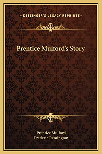 9781169264106: Prentice Mulford's Story