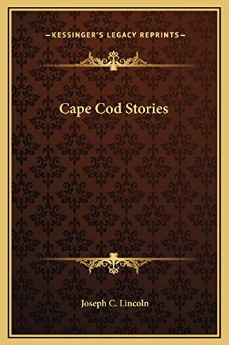 Cape Cod Stories (1169265626) by Lincoln, Joseph C.