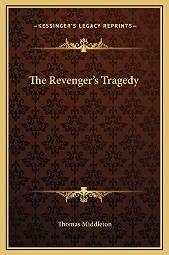 9781169266087: The Revenger's Tragedy