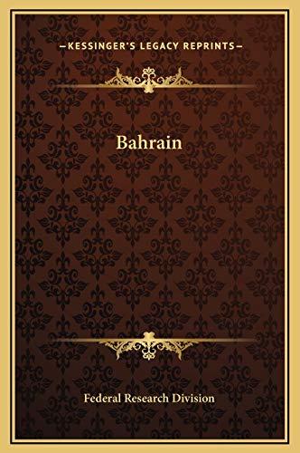 9781169268326: Bahrain