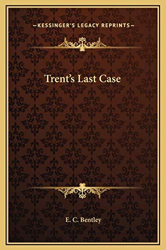 9781169273313: Trent's Last Case