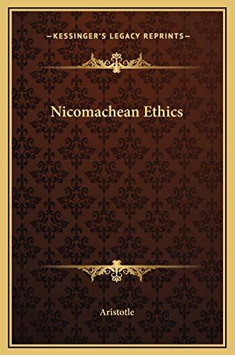 9781169273702: Nicomachean Ethics