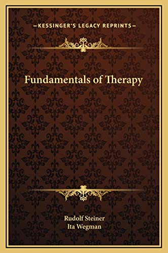 9781169277236: Fundamentals of Therapy