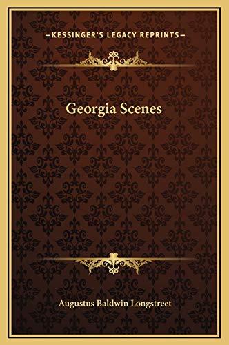 9781169279780: Georgia Scenes