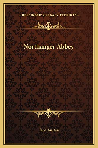 9781169279803: Northanger Abbey