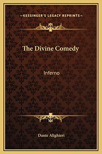 9781169280816: The Divine Comedy: Inferno
