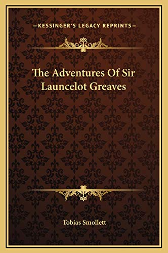 9781169281103: The Adventures of Sir Launcelot Greaves