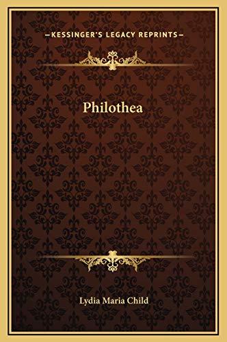 9781169282711: Philothea