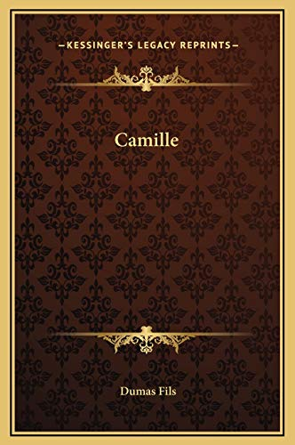 9781169285705: Camille