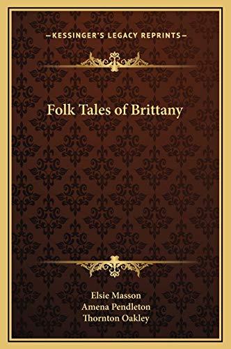 9781169285880: Folk Tales of Brittany