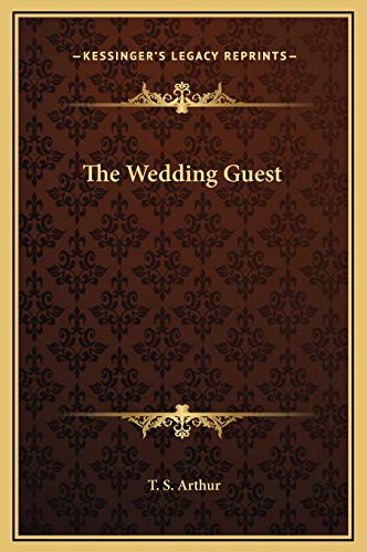 9781169286344: The Wedding Guest