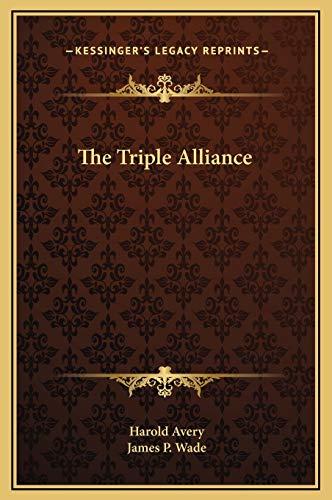 9781169288362: The Triple Alliance