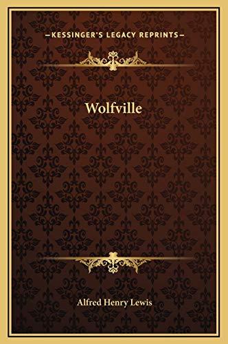 9781169288713: Wolfville