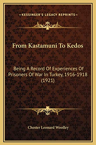 From Kastamuni To Kedos: Being A Record