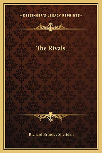 9781169290983: The Rivals