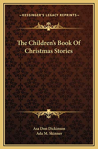 9781169293748: The Children's Book Of Christmas Stories