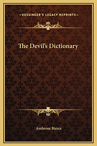9781169294356: The Devil's Dictionary