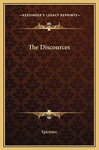 9781169295384: The Discources