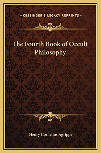 9781169295421: The Fourth Book of Occult Philosophy