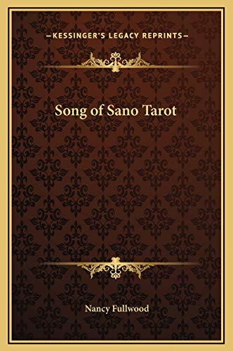 9781169295438: Song of Sano Tarot