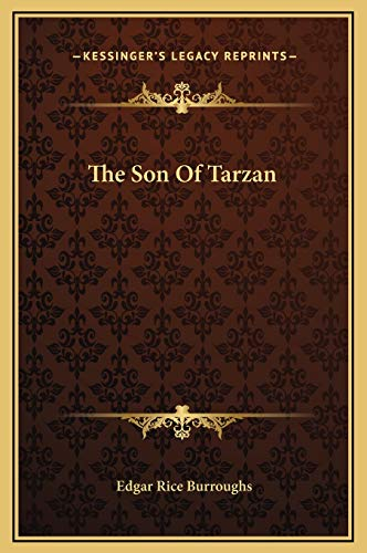 The Son Of Tarzan (1169295606) by Edgar Rice Burroughs
