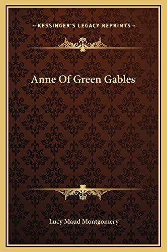9781169303157: Anne of Green Gables