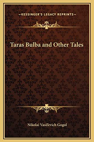 9781169304475: Taras Bulba and Other Tales