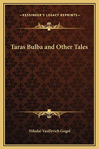 9781169304475: Taras Bulba and Other Tales