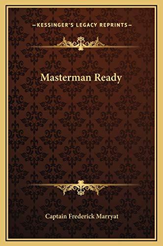 9781169305151: Masterman Ready
