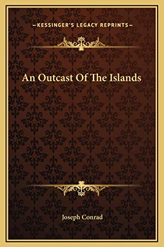 9781169305359: An Outcast of the Islands