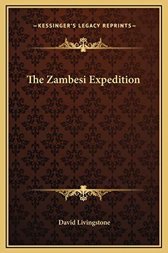 9781169309173: The Zambesi Expedition