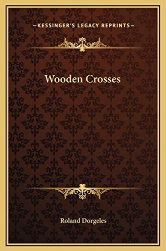 9781169309326: Wooden Crosses