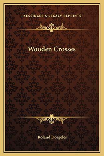 9781169309326: Wooden Crosses