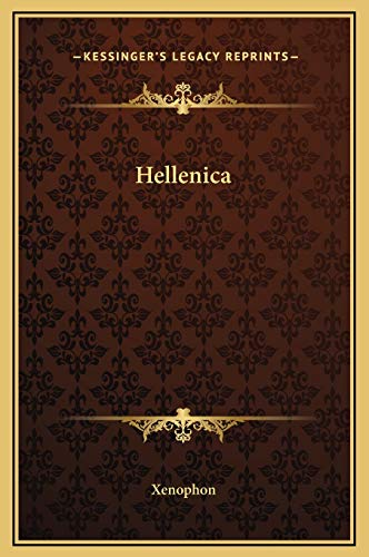 9781169312579: Hellenica