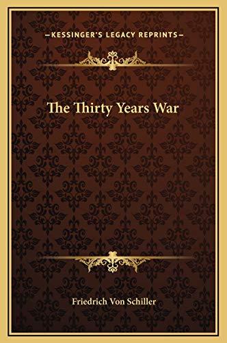 9781169314306: The Thirty Years War