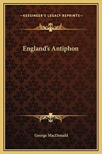 9781169315365: England's Antiphon