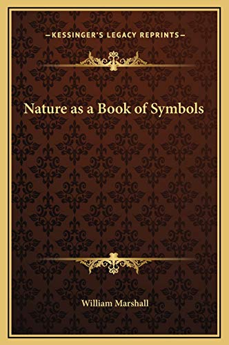 9781169315563: Nature as a Book of Symbols