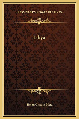 9781169317147: Libya