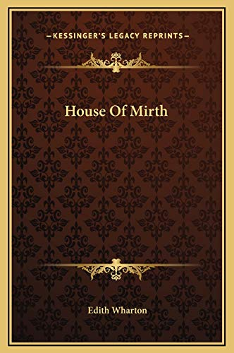 9781169318939: House Of Mirth