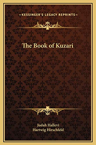 9781169320192: The Book of Kuzari