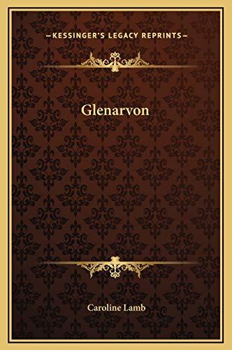 9781169323421: Glenarvon