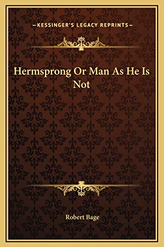 9781169325463: Hermsprong Or Man As He Is Not