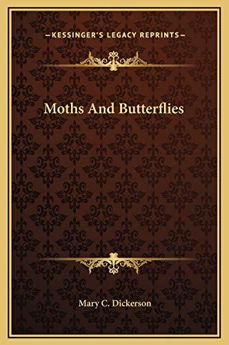 9781169329768: Moths And Butterflies