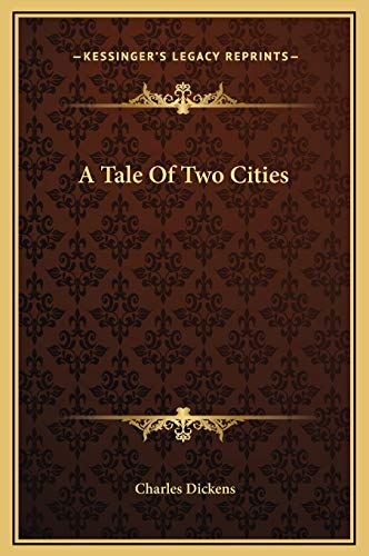 A Tale Of Two Cities (9781169333314) by Dickens, Charles